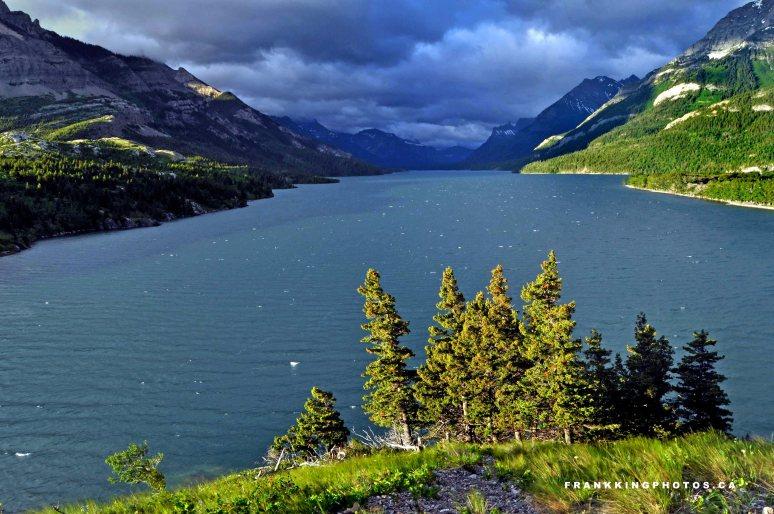 Waterton Canadian Rockies