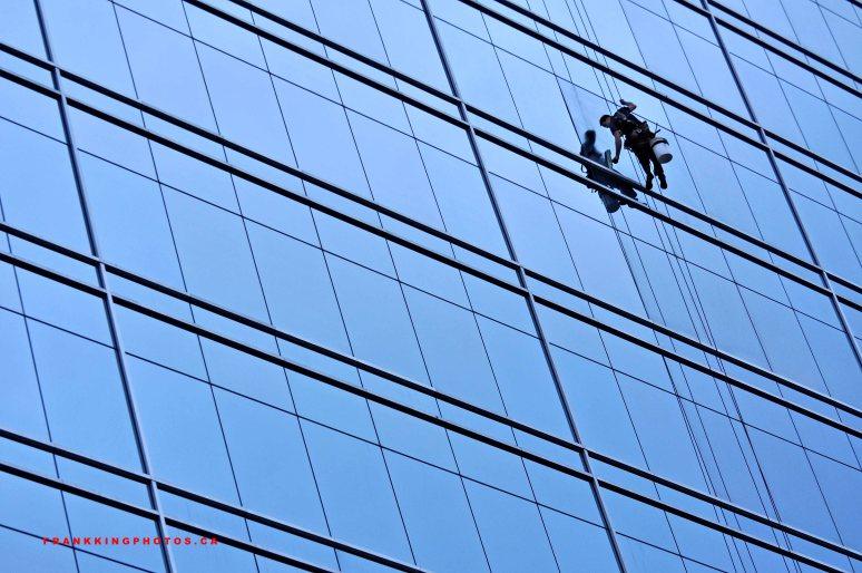 Calgary window washer