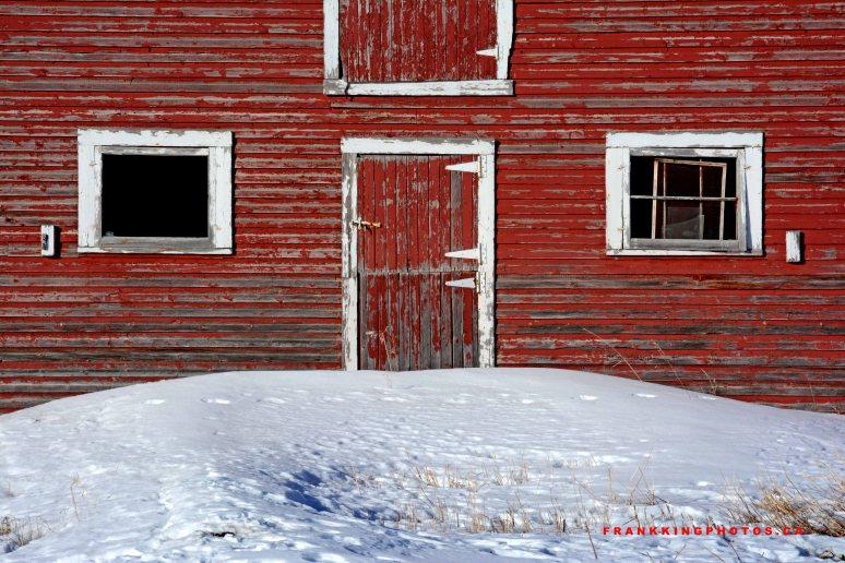 Calgary barn