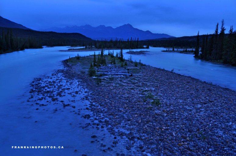 Athabasca River Jasper