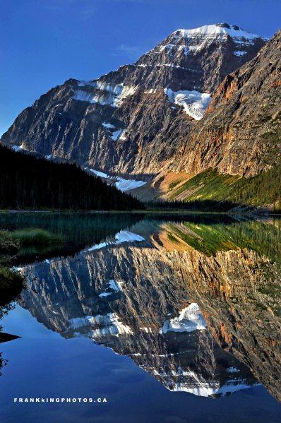 Edith Cavell Canadian Rockies Jasper