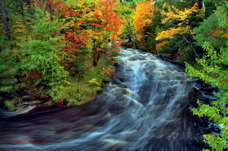 Duchesnay Creek