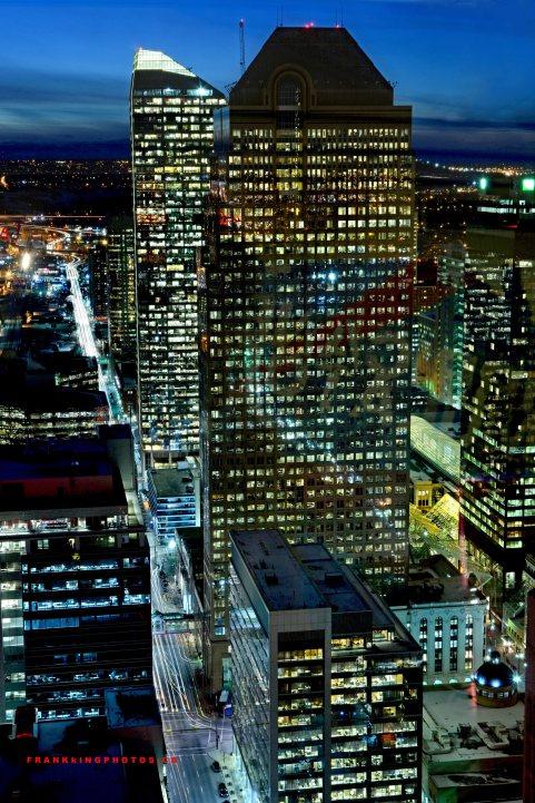 Bankers Hall Calgary