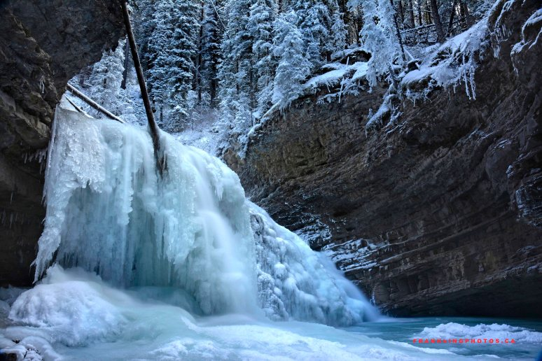 Johnston Canyon Banff