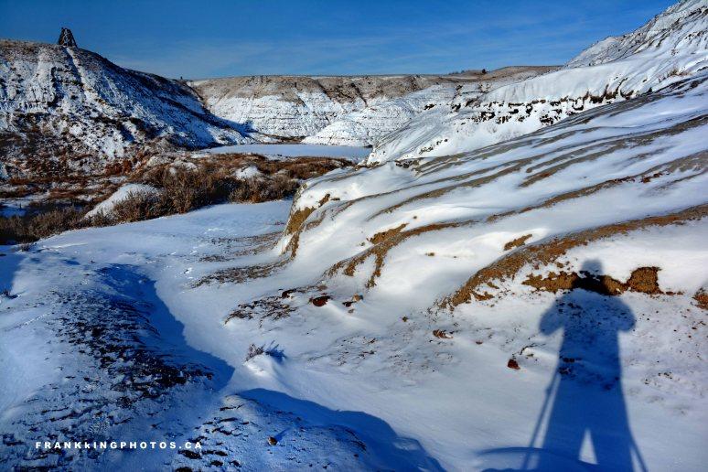 Alberta Canada badlands