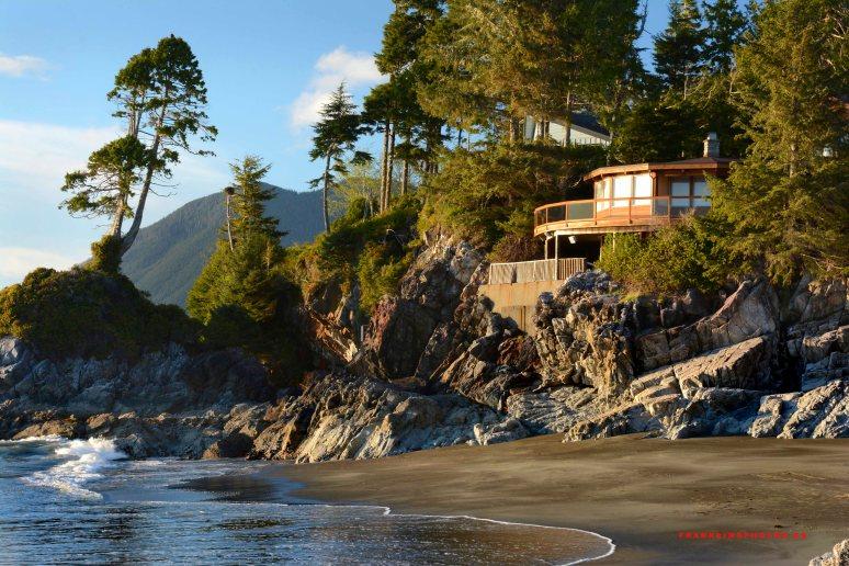 Tofino beach canada Vancouver Island