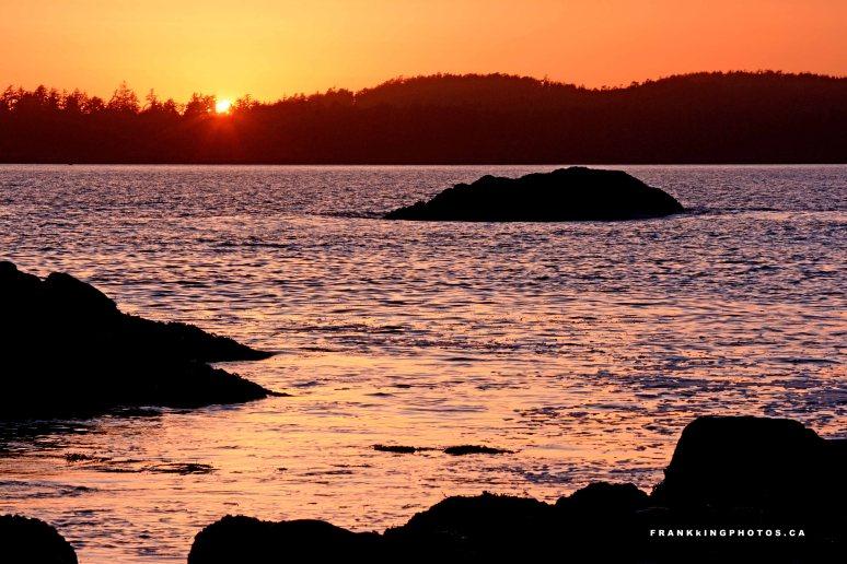 Tofino Canada seascape ocean