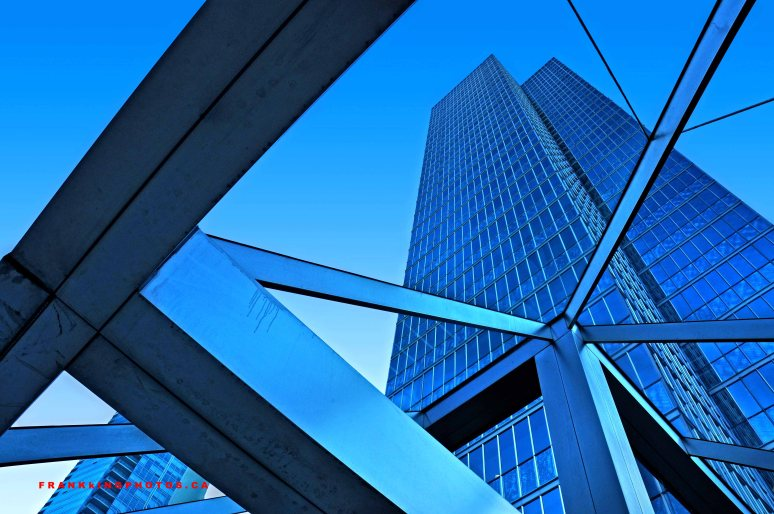 Toronto Canada skyscraper downtown architecture