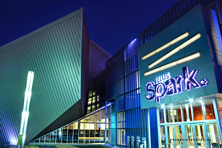 Telus Spark Calgary science centre