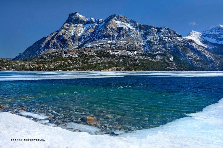 Waterton Canada Rockies Alberta