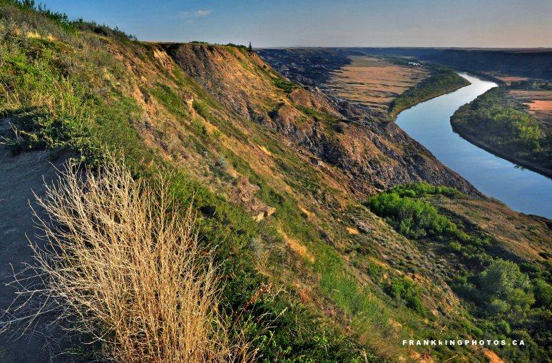 Drumheller Red Deer River Canada
