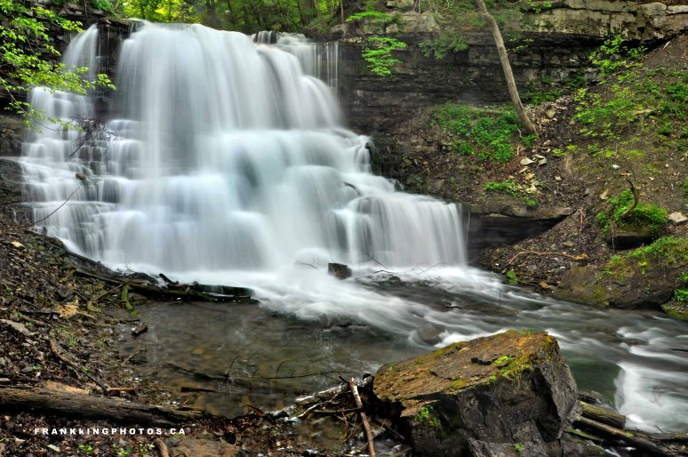 Decew waterfall Canada Ontario