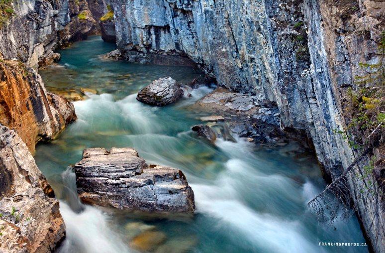 Marble Canyon Rockies