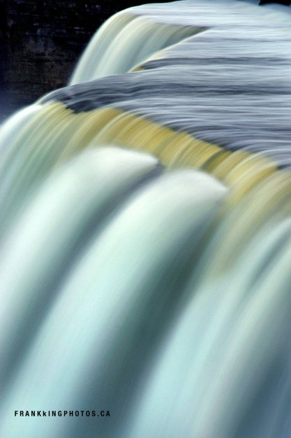 Canada waterfall Ottawa