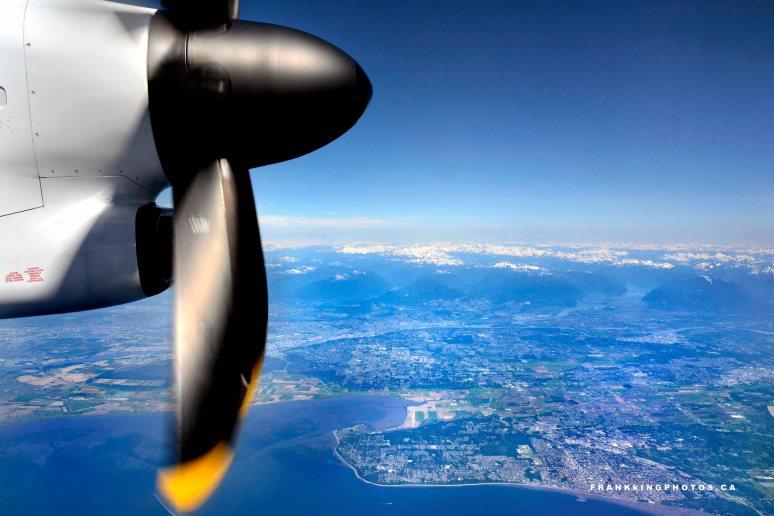 Plane Engine Vancouver