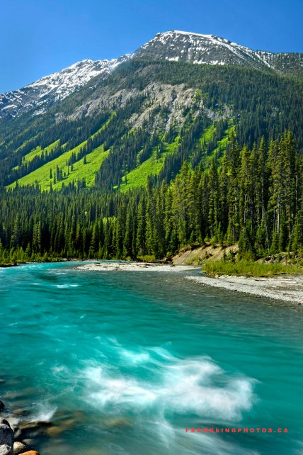 Kootenay National Park Rockies