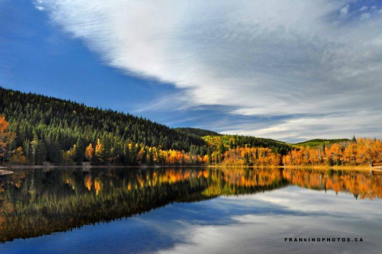 Kananaskis Sibbald Lake Alberta