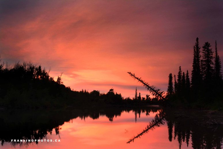 Sunrise Calgary Canada